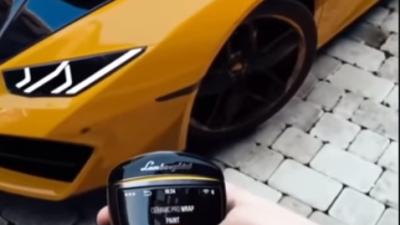 ВИДЕО: Во иднина сами ќе ја менуваме бојата на автомобилот!