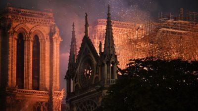 Реми Хеиц: Пожарот во катедралата Нотр Дам е несреќен случај