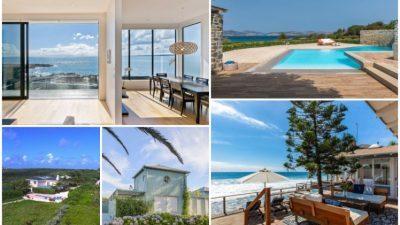 Овие пет куќи на плажа секој би посакал да ги има, но постои само еден проблем