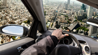 Летачките автомобили би можеле да го спасат светот од климатските промени