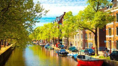 Три иноватини начини со кои Холандија создава општество каде ништо не се фрла