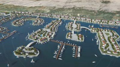 ВИДЕО: На Јадранот никнува нов, екстра луксузен град!