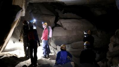 Откриена најголемата солена пештера во светот
