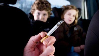 Зошто е штетно пушењето во автомобил?