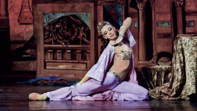 "Балетската претстава ""Шехерезада"" идната среда во НОБ"