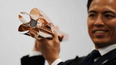 Факелите за Олимписките игри во Токио ќе бидат направени од рециклиран метал од земјотресот во Фукушима
