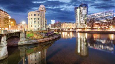 Виена ќе ja добие првата улица во светот каде ќе може да се контролира температурата на воздухот