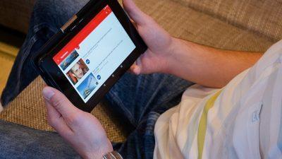 На YouTube отпаѓа 37% од мобилниот сообраќај