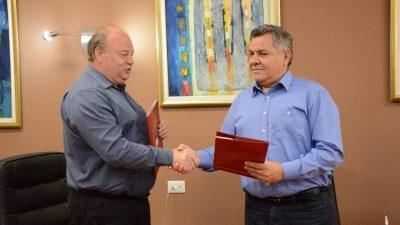 МСУ потпиша договор со Македонски полициски синдикат