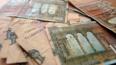 Нема повеќе плаќање високи суми во кеш – од 1 јуни ќе се прават готовински плаќања до 500 евра