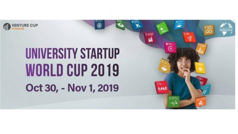 UNIVERSITY STARTUP WORLD CUP 2019