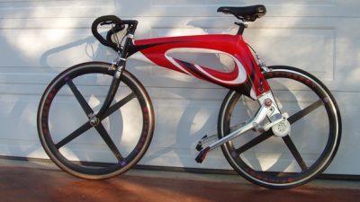 Ова е првиот велосипед во светот кој нема педали за вртење