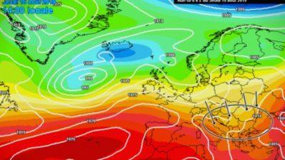 Температурите уште повеќе ќе паднат- Следи големо заладување