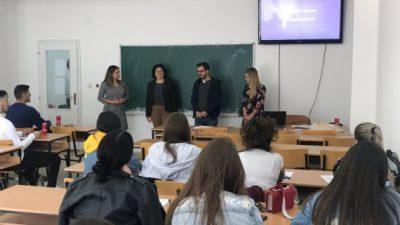 Филолошкиот факултет домаќин на Работилница за поезија