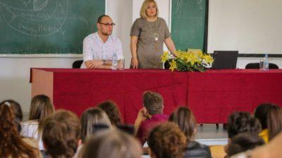 Студентите на Филолошкиот факултет ќе имаат можност да добијат платена пракса и вработувања