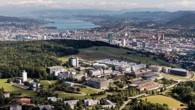 ETH Zurich student summer research fellowship