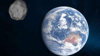 НАСА ќе проба да пренаночи aстероид (ВИДЕО)