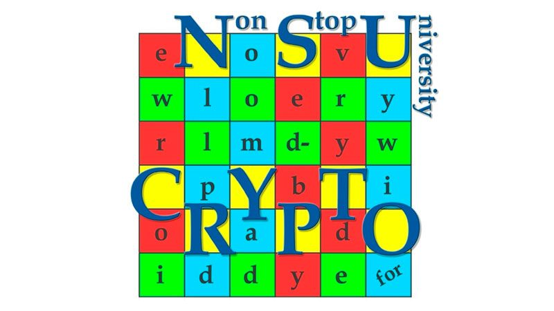 NSUCRYPTO'2019 – International Olympiad in Cryptography