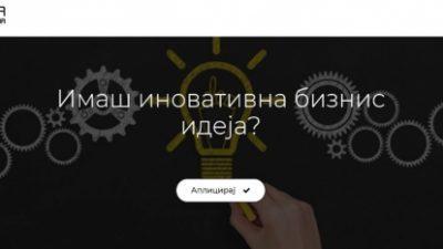 Поддршка на бизнис идеите на студентите