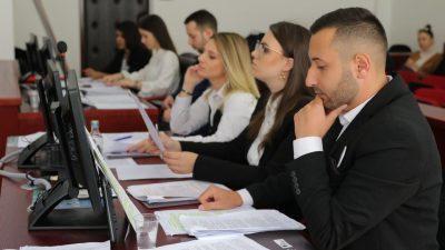 УГД: Од студентите за студентите-Симулирано судење на процес пред европскиот суд на човекови права