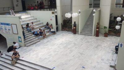 Повик за набљудувачи на студентските избори на УКИМ