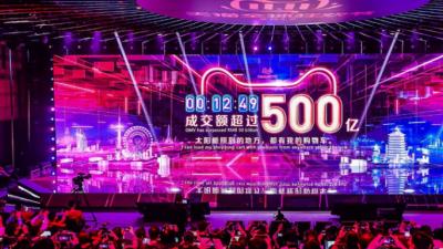 За само еден час вчера на Alibaba се продадоа производи во вредност од над 14 милијарди долари