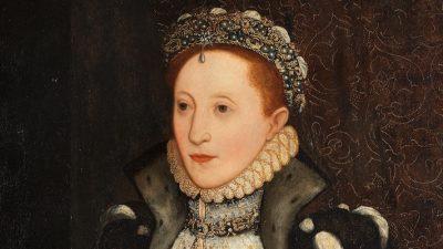 Пронајден пет века стар портрет на кралицата Елизабета
