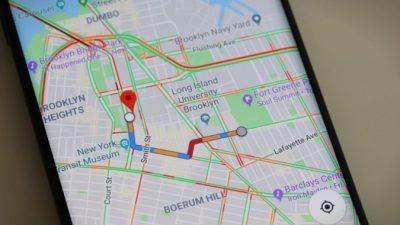 Гугл мапс: Ќе бележи темни сокаци и светли улици