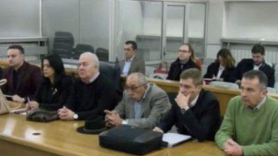 Осудени професори од Економски факултет за барање противуслуги за положување испитри од Економски факултет за барање противуслуги за положување испит