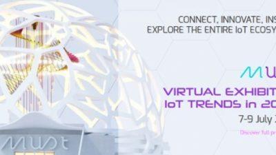 """Можност за учество на 3D/VR виртуелен саем """"IoT трендови во 2020″"""