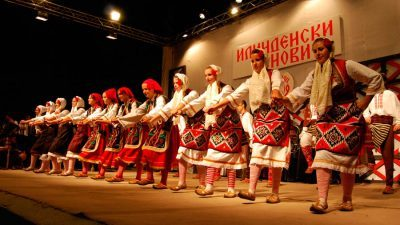 """50-ти јубилеен фестивал """"Илинденски денови"""" во Битола"""
