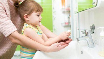 Хигиенски навики кои децата навреме треба да ги стекнат