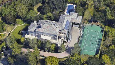 Лос Анџелес: Илон Маск продава имот за 62,5 милиони долари
