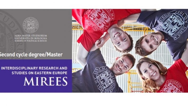 Master of Arts in Interdisciplinary Research and Studies on Eastern Europe (MIREES)