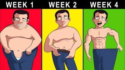 Пет едноставни начини како да ослабете за 30 дена без вежбање