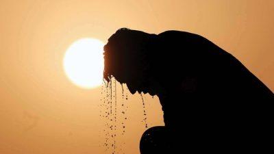Топлотниот стрес станува се поголема опасност за луѓето