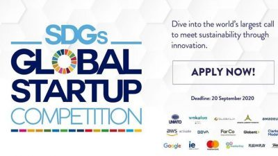 UNWTO SUSTAINABLE DEVELOPMENT GOALS GLOBAL STARTUP COMPETITION