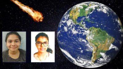 Тинејџерки открија астероид кај Марс кој се движи кон Земјата