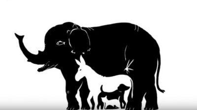 ПСИХОЛОШКИ ТЕСТ: Колку животни гледате на сликата?