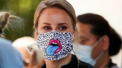 Што открива за вас бојата на маската што ја носите?