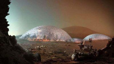 """ИЛОН МАСК: """"Првиот град на МАРС до 2050 година"""" (ВИДЕО)"""