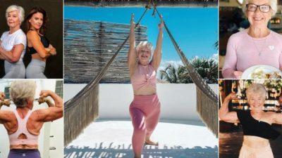 Неверојатна трансформација на 74 години: Ако можам јас, можете и вие