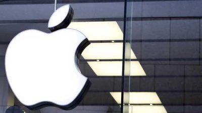 Рекорден скок на акциите на Apple за над 4 проценти