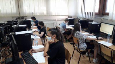 ЕВРОПСКА ОЛИМПИЈАДА ВО ГРУЗИЈА: Бронзен медал за македонските информатичари