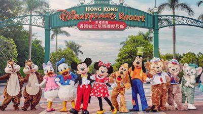 Хонг Kонг: Дизниленд повторно се отвора, затворен беше од јули поради Ковид-19