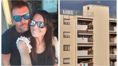 Италијанска карантинска двојка: Се запознале на тераса, а сега ќе се венчаат