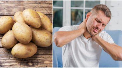 Компири како лек за мигрена и болка во вратот! Експерт откри ТРИК, кој лекарите нема да ви го кажат