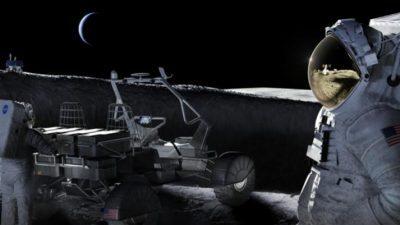 НАСА: Прва жена на Месечината во 2024-та, патувањето ќе чини 28 милијарди долари