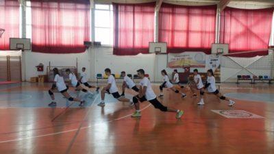 Почеток на спортските активности на УГД и подготовки за наставата по Спорт и рекреација