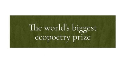 THE GINKGO PRIZE FOR ECOPOETRY 2020